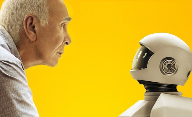 Future Of Retirement: The Elder-Care Robot That Will Look After You