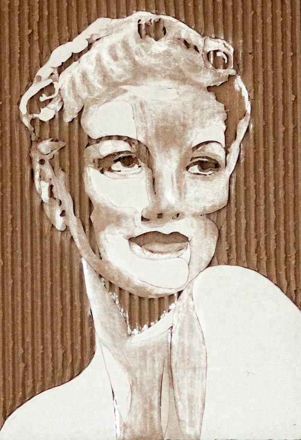 giles-cardboard-portraits-personalities