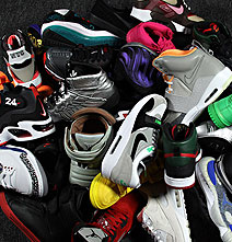 134 Of The Greatest Sneakers In Human History All On One Chart