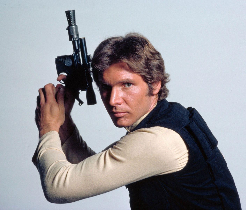 Adam Savage Creates Flawless Han Solo Blaster Replica [Video]