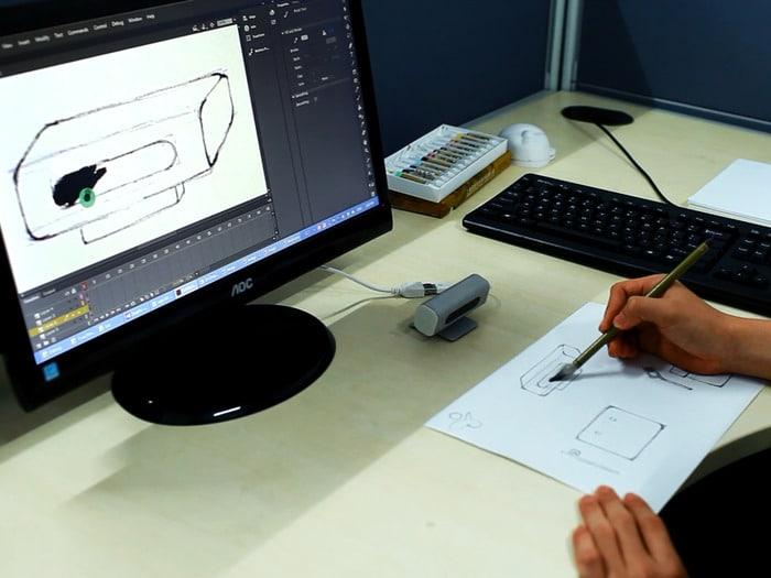 haptix-multi-touch-surface