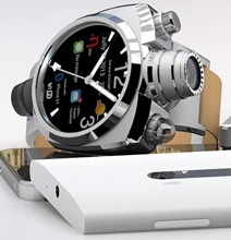 Hyetis Crossbow: World's First 41 Megapixel Camera Watch