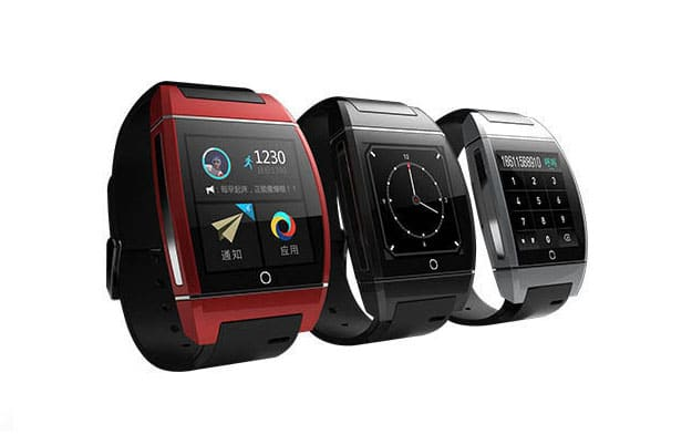 inWatch Android Watch Leaps Into The Future With Innovative Features