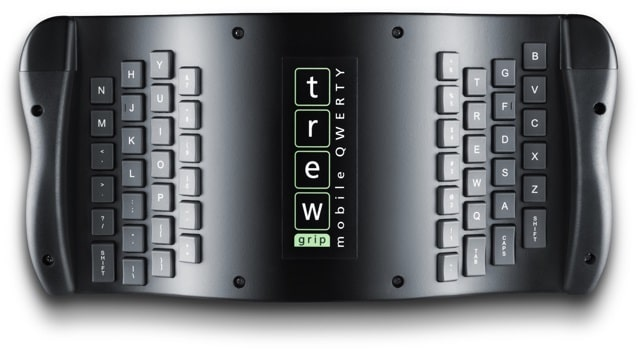 TREWGrip Is Your Next Gen QWERTY Keyboard Layout Device