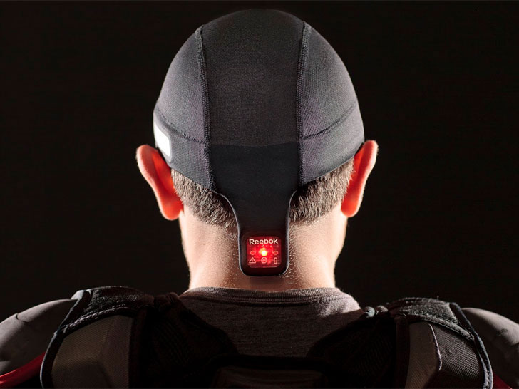 Wearable Device For Athletes Measures The Severity Of Head Injuries