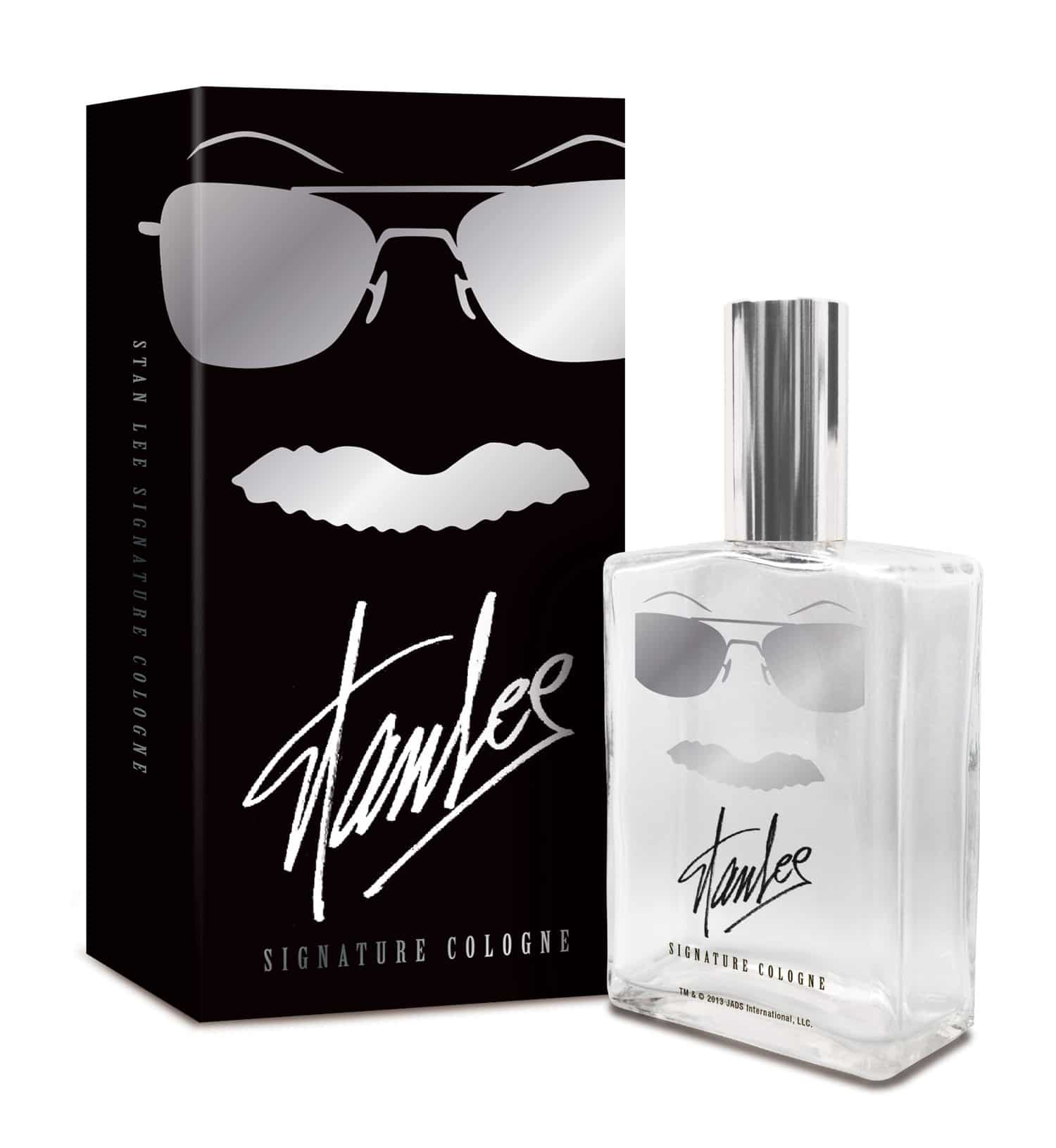 Get Your Superhero On With The Stan Lee Signature Cologne