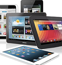 TabletRocket Compares All Tablets To Help You Find The Best One