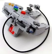 Transforming LEGO Nintendo 64 & Controller Is A Retro Geek's Dream