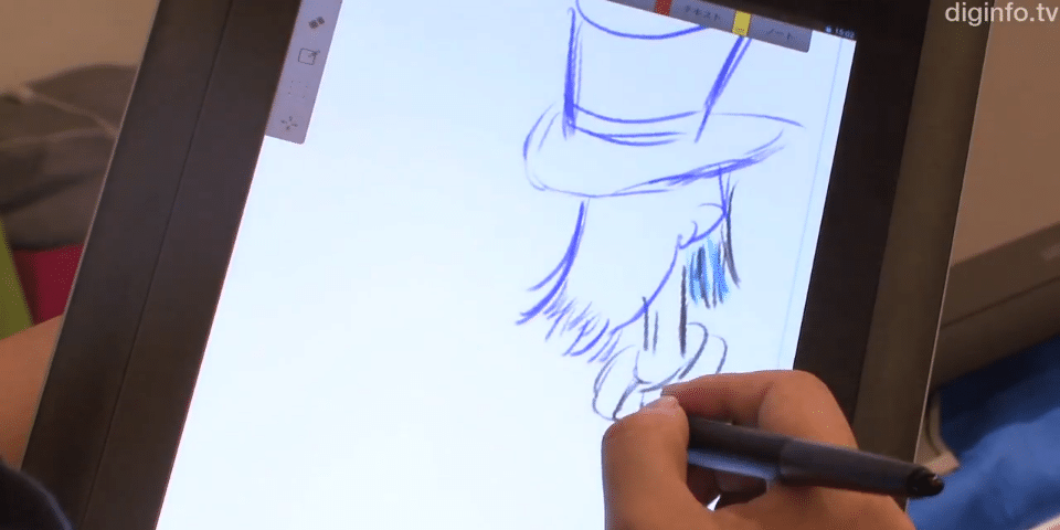 New Wacom Tablet Enters An Unprecedented Dimension Of Creativity