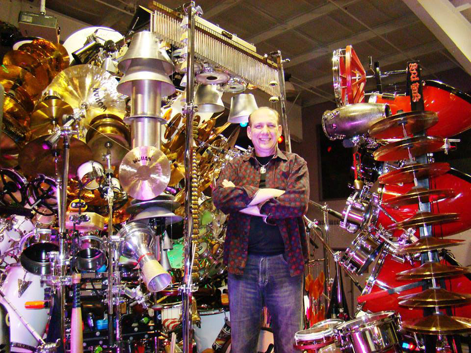 worlds-largest-drum-set
