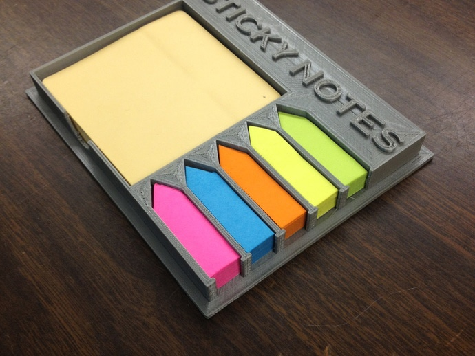 3d-printed-sticky-note-holder
