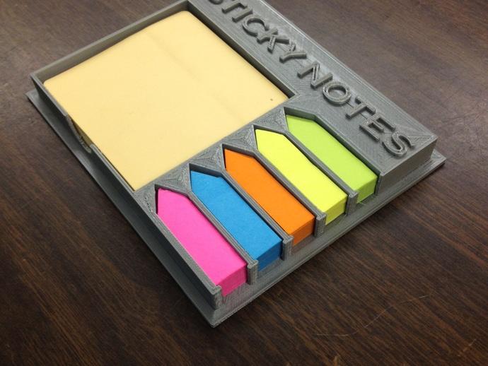 3d-printed-sticky-note-holder