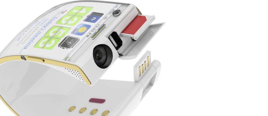 EmoPulse Smile Smartwatch Innovation