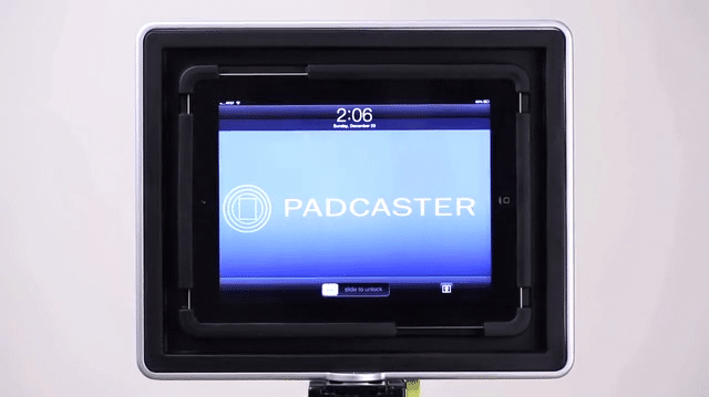 Padcaster iPad Broadcasting Solution