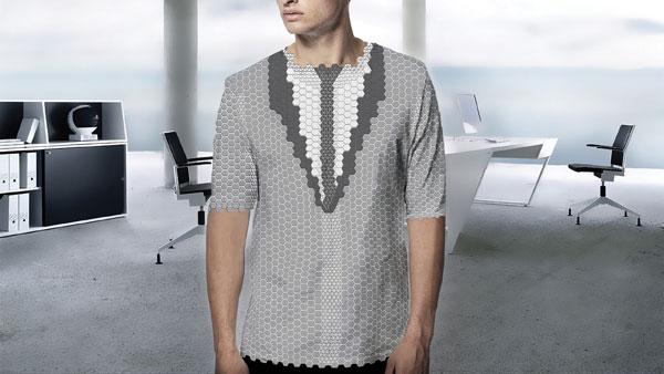 Plexus Morphing Smart Shirt