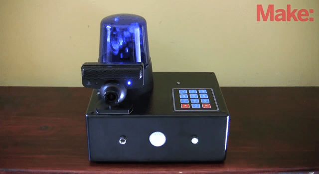 Raspberry Pi Intruder Alarm