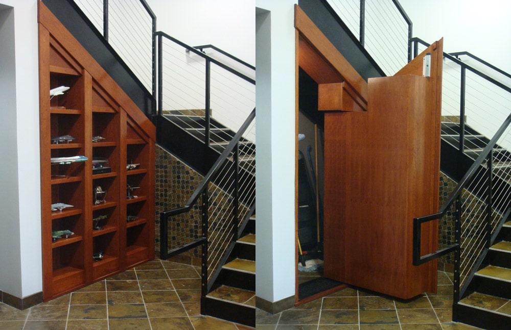 Secret Passageway Home Engineering