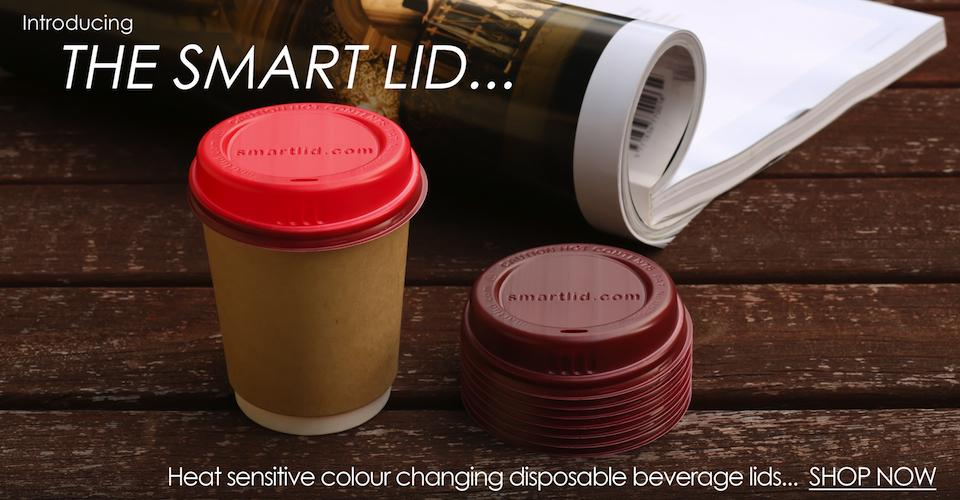 Smart Lid Alerts Drinkers About The Hotness Of Their Beverages