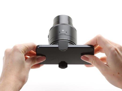Sony Snap-on Lens