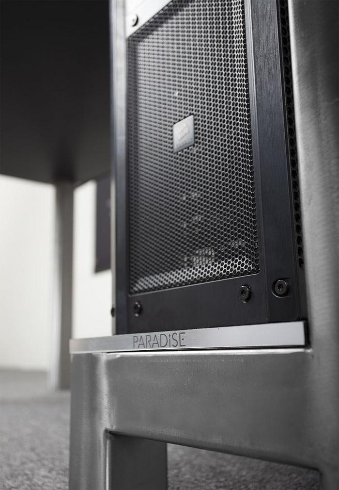 The Paradise Computer Desk