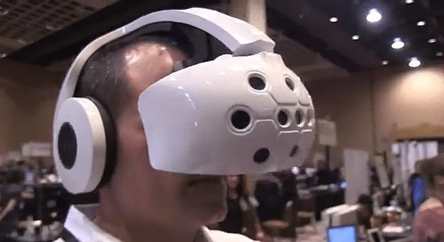Virtual Reality Smart Goggles
