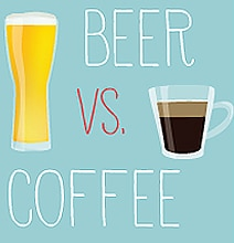 Beer vs. Coffee: See Which One Sparks More Creativity [Infographic]