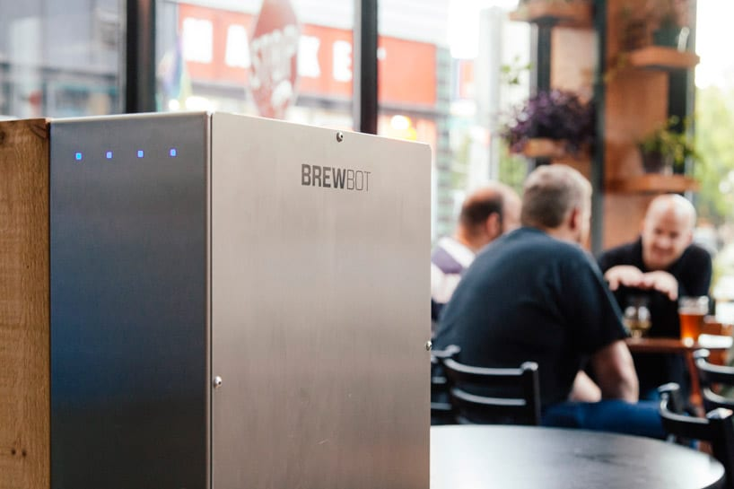Brewbot – BREW Beer with Your Smartphone