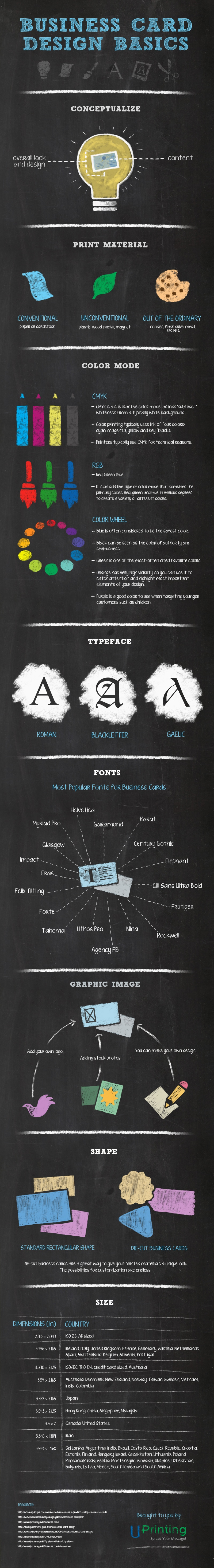 business-card-design-basics-infographic