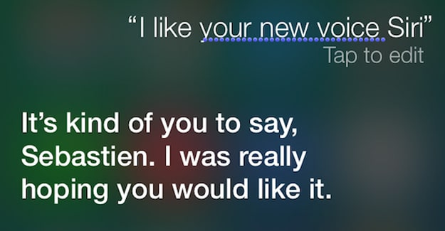 How To Give Siri A Digital Sex Change And Make Her A Man In iOS 7