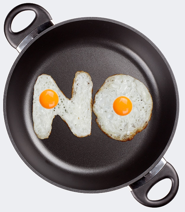 Fried Eggs Font: Handmade Font Inspired By Your Breakfast This Morning