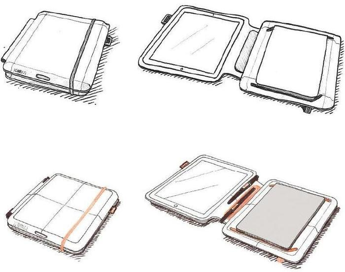 iSketchnote Smart iPad Cover