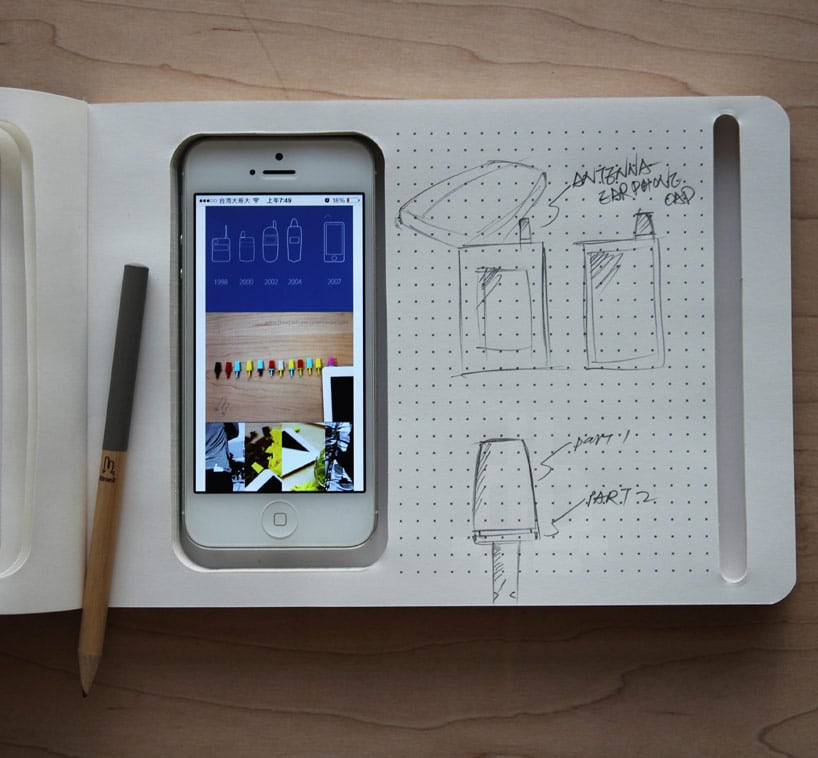 This Unique Notebook Will Let Your Analog And Digital Creativity Flow