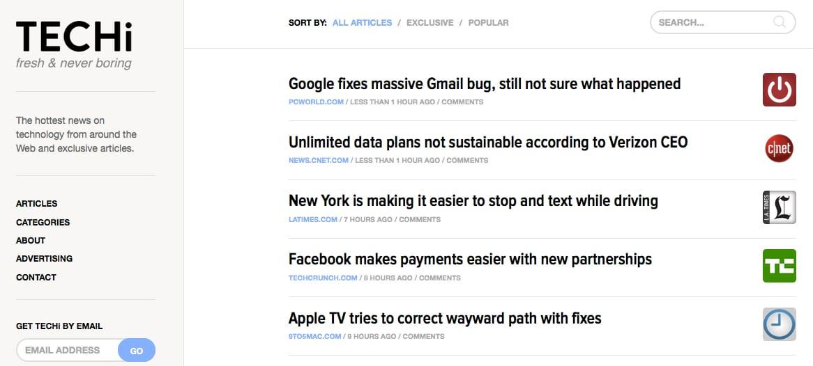 techi-technology-news-website