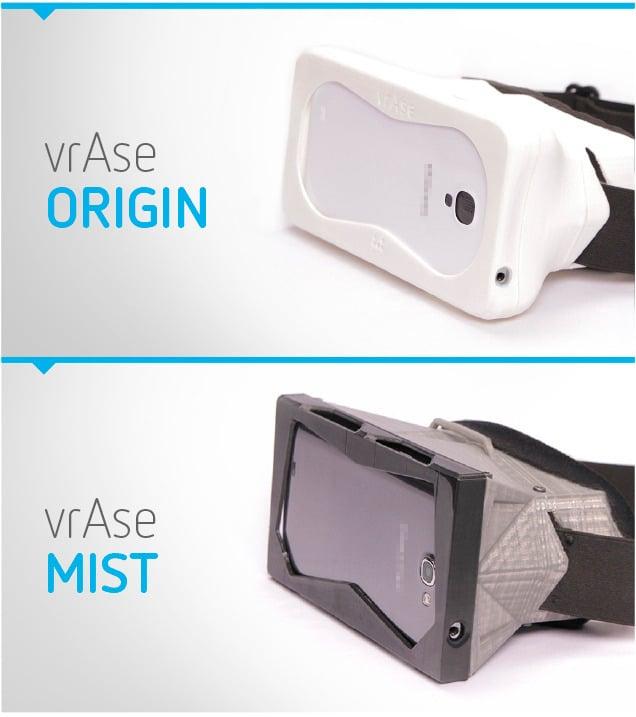 vrAse VR Glasses Project