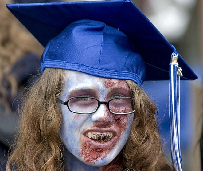 University Of CA Offering Free Classes On Zombie Survival Online