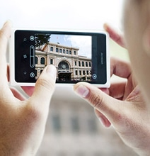 8 Tips To Perfect Your Mobile Photography Skills [Infographic]