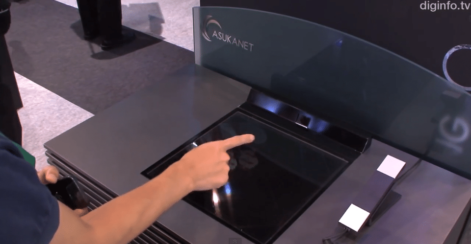 Future ATM Machines To Feature Holographic Floating Interface