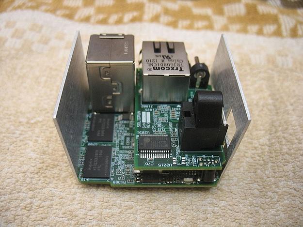 CuBox PC Pocket Computer