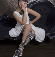 6 Incredible & Creative Custom Made Prosthetic Limbs