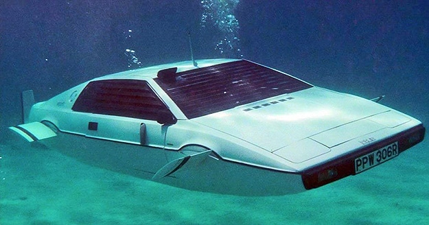 Elon Musk Submarine Car