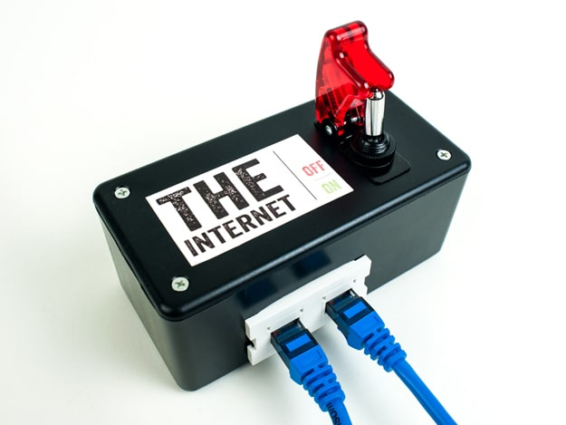 Emergency Internet Kill Switch