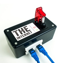 Build Your Own Instant Emergency Internet Kill Switch