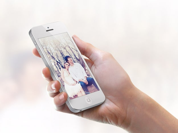Gestures Innovative Camera App