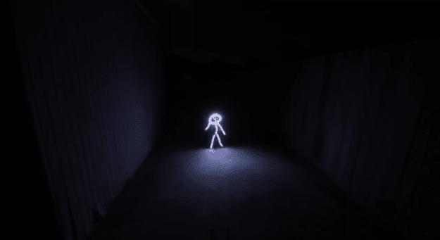 Halloween LED Suit Costume