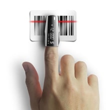 Innovative Finger Barcode Scanner Concept