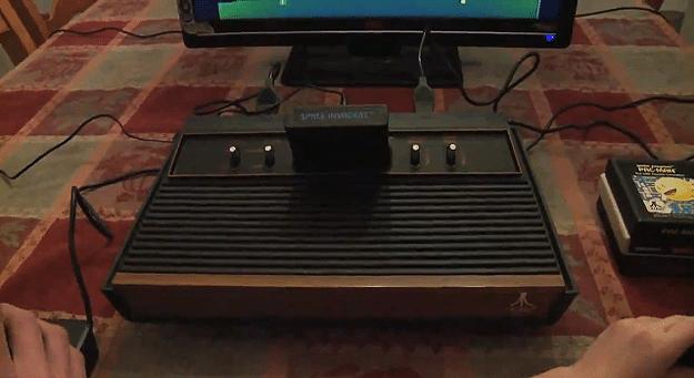 Kids 1980s Retro Technology