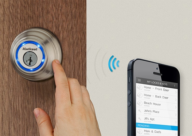Kwikset Kevo: Super Secure Bluetooth Enabled Deadbolt Smart Lock