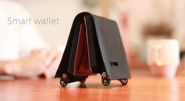 The Living Wallet Will Help You Control Your Spending Habits