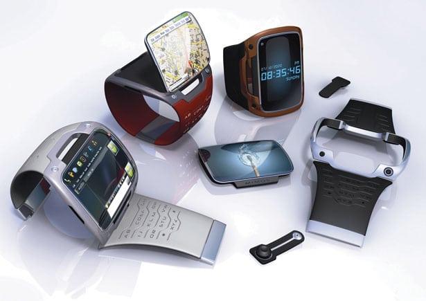 Mimos Wrist PC Watch