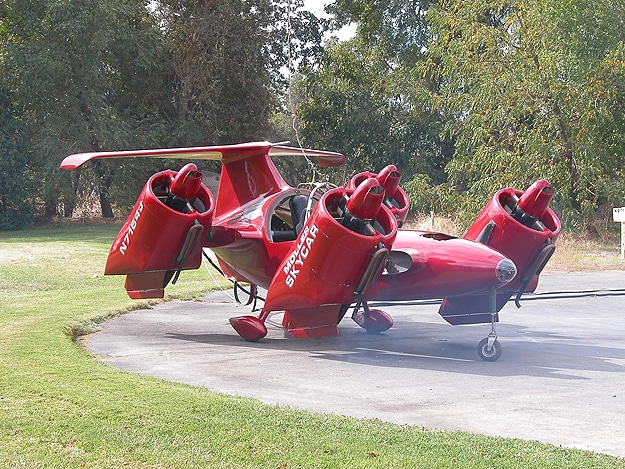 Moller Skycar Flying Car